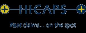 HICAPS logo image for dentist