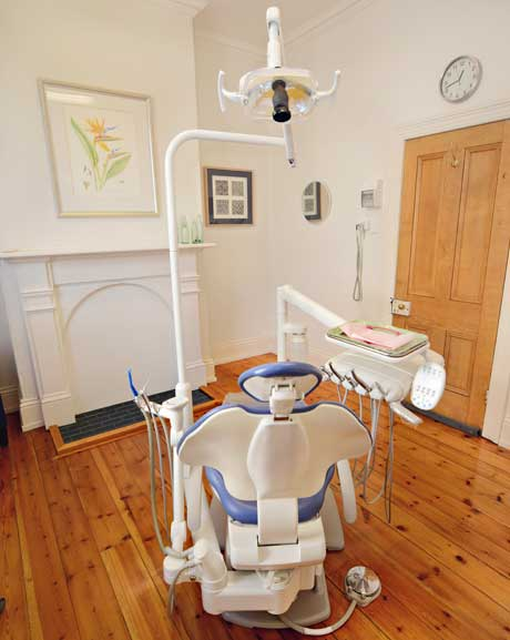 Dental Chair In second surgury
