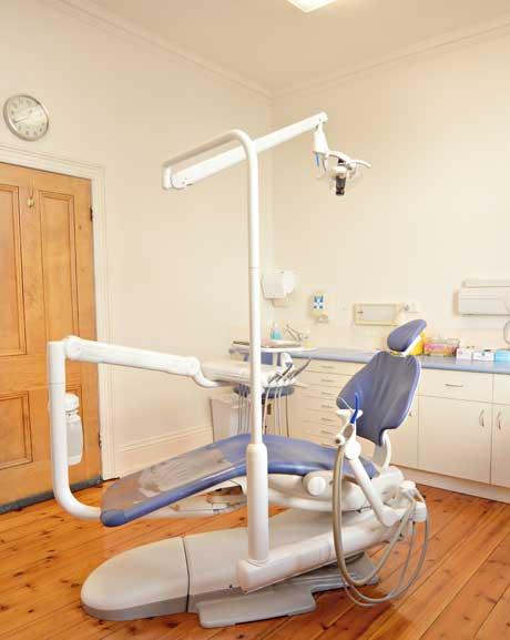 Dental Chair in surgury