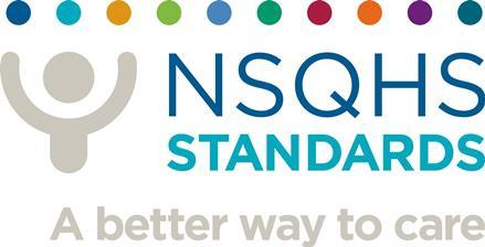 NSQHS Dental Health Standard Logo